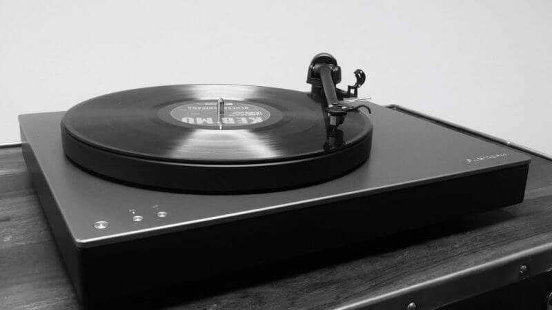 Cambridge Audio Plattenspieler ALVA TT
