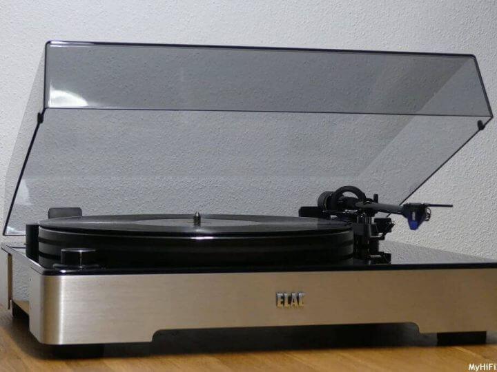 ELAC Plattenspieler Miracord 60