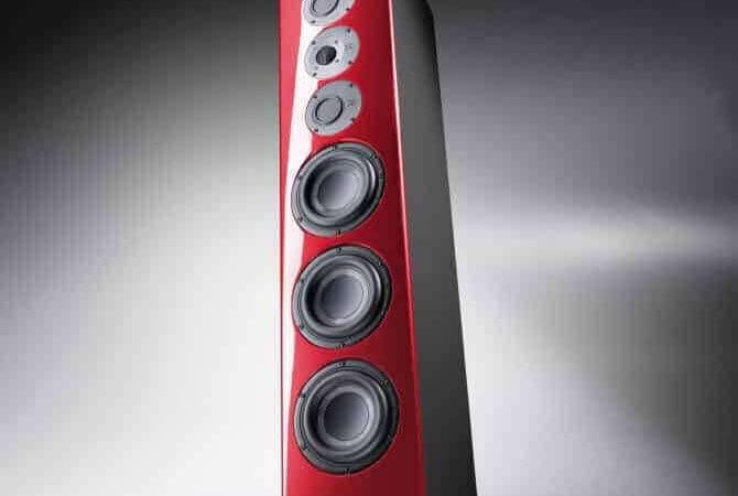 Nubert feiert 45 Jahre Klangfaszination mit der High-End-Standbox nuJubilee 145
