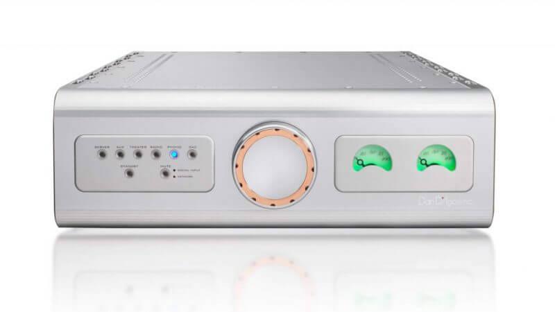 Progression Integrated von Dan D'Agostino Master Audio Systems – Vollverstärker für höchsten Klanggenuss