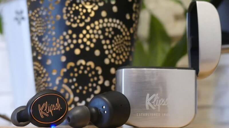 Klipsch T5 True Wireless In-Ear-Kopfhörer