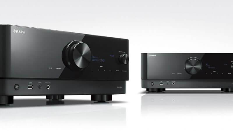 Yamaha RX-V4A und RX-V6A: Einstiegsmodelle der neuen AV-Receiver-Generation