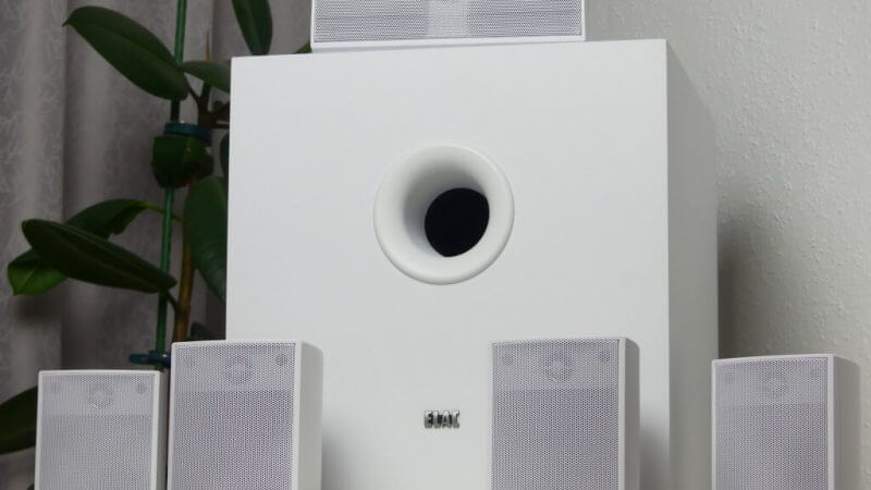 ELAC Cinema 5.2 – Surround-Lautsprechersystem
