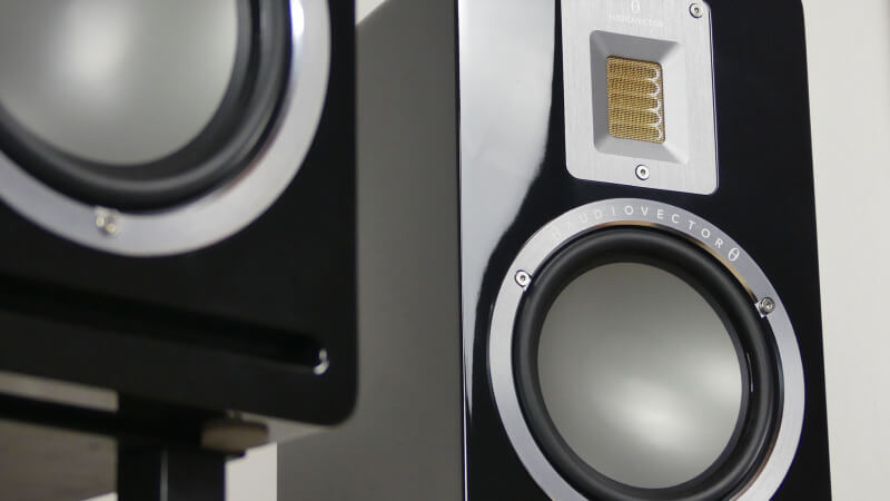 Audiovector QR1 – Regallautsprecher