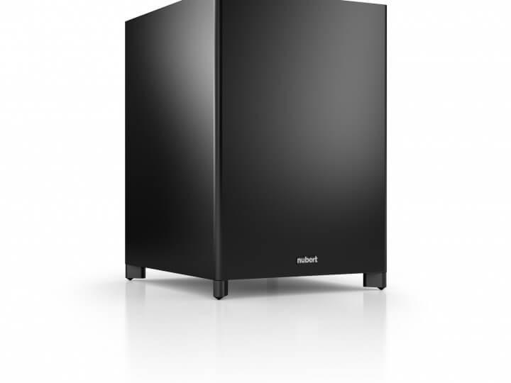 Nuberts neuer Tieftonturbo nuSub XW-1200 für Bassliebhaber