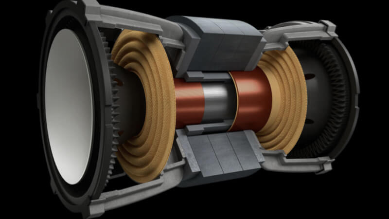 KEF ermöglicht mit der neuen Uni-Core-Technologie maximalen Bass auf minimalem Raum