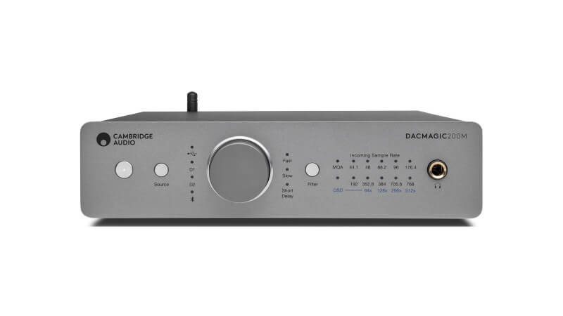 CAMBRIDGE AUDIO DACMAGIC 200M:  Ein neuer Digital-Analog-Wandler