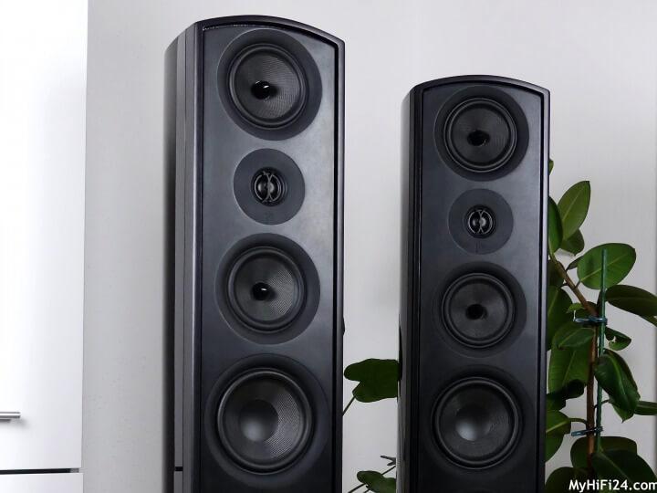 AperionAudio Verus III Grand Tower – Standlautsprecher
