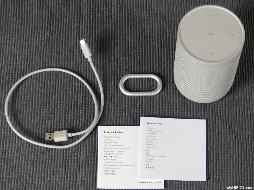 """Bang & Olufsen beschreibt den BEOSOUND EXPLORE als langlebigen Outdoor-Bluetooth-Lautsprecher. Das wollen wir uns mal näher anschauen und holten uns den Bluetooth-Lautsprecher für einen Test zu uns nach Hause und in diesem Atemzug schauen wir was der """"kleine"""" BEOSOUND EXPLORE auf den Kasten hat. Wie der Lautsprecher spielt und was er alles so kann, zeigen wir Euch hier in diesem Test."""