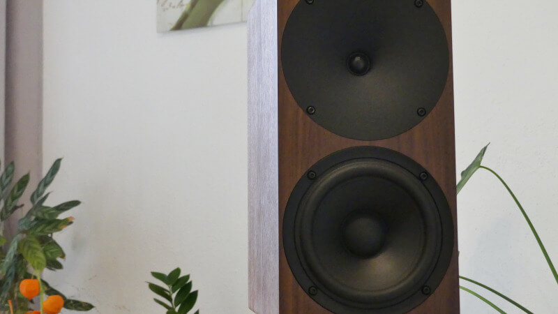 Buchardt Audio A500  – Aktivlautsprecher